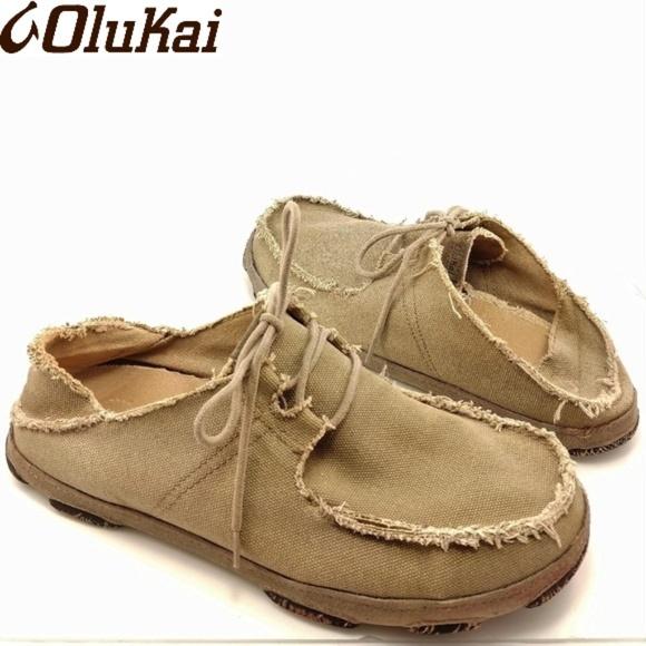Ohana Slip-On Canvas Shoe